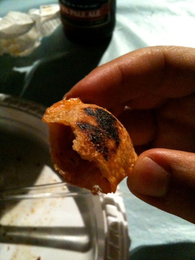 It's a Grilled Pizza Roll